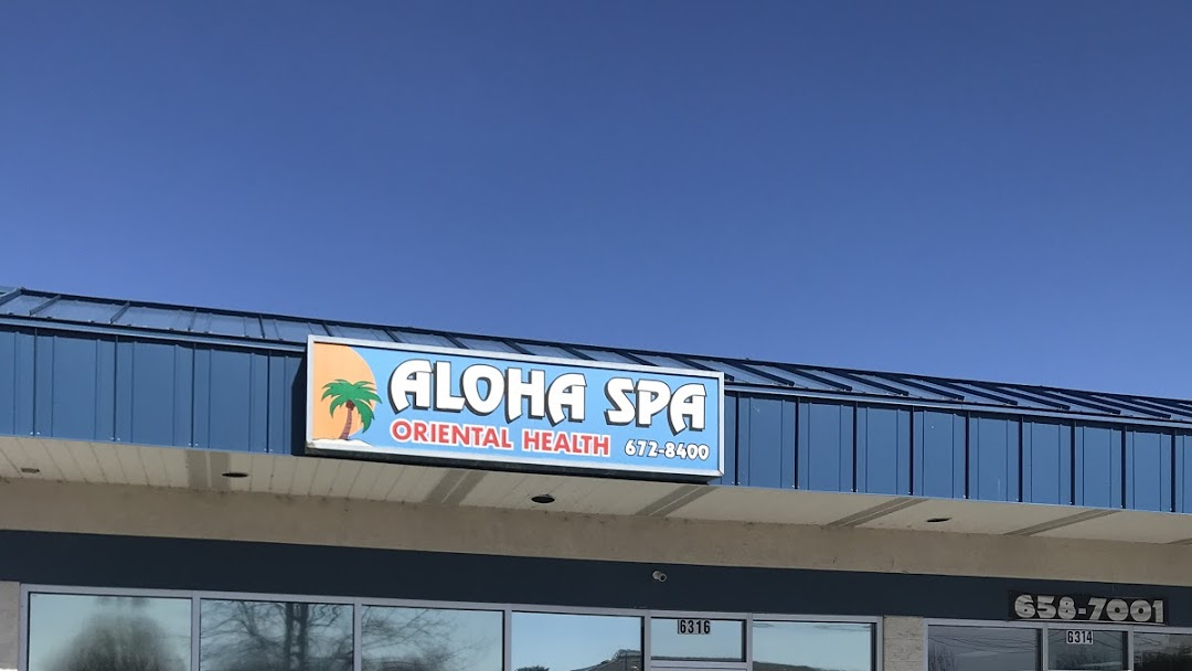 Aloha Oriental Spa Asian Massage Open