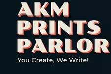 AKM PRINTS PARLOR