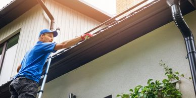 Clean Windows and Pressure Washing Services