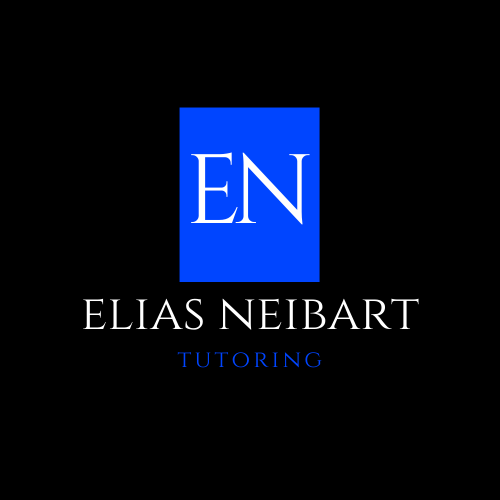 Elias Neibart Tutoring
