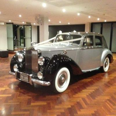 Vintage Wedding Cars Sydney