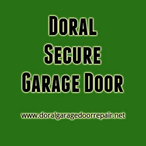 Doral Secure Garage Door