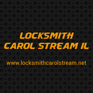 Locksmith Carol Stream IL