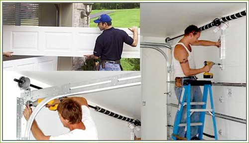 Shiloh Garage Door Repair Services