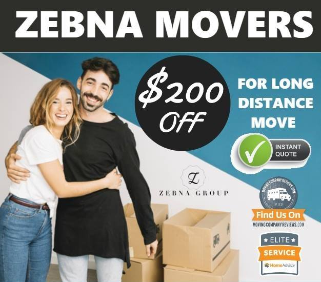Zebna Movers