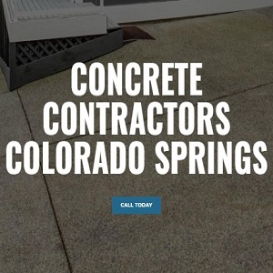 Concrete Colorado Springs