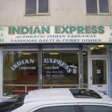 Indian Express Takeaway