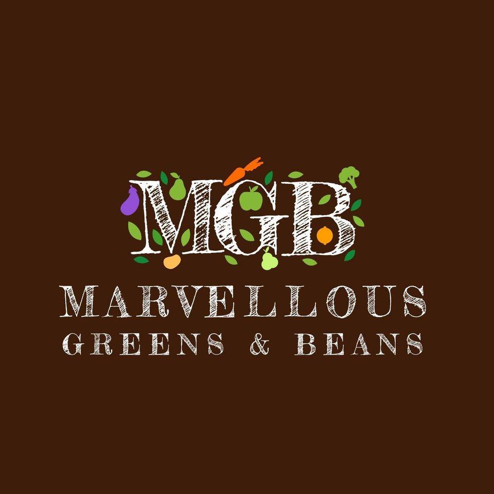 Marvellous Greens & Beans