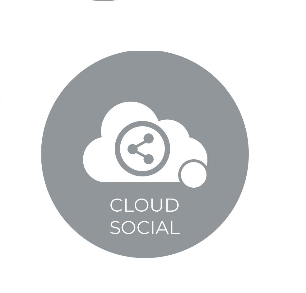 CloudSocial - Social Media Management Tool