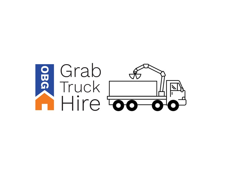 OBG Grab Lorry Hire Glasgow