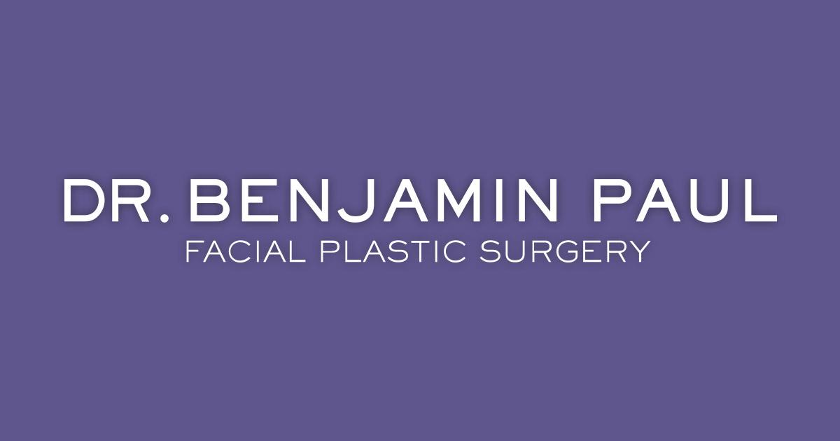 Dr. Benjamin Paul