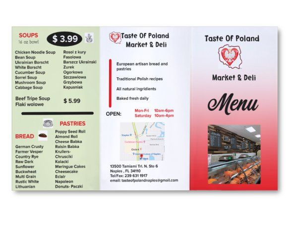 Taste Of Poland Market & Polish Deli