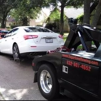 Sugar Land Towing