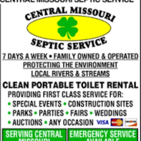 Central Missouri Septic Service Inc