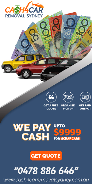 Cash 4 Cars & Truck removal Sydney