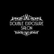 Double Exposure Hair Salon
