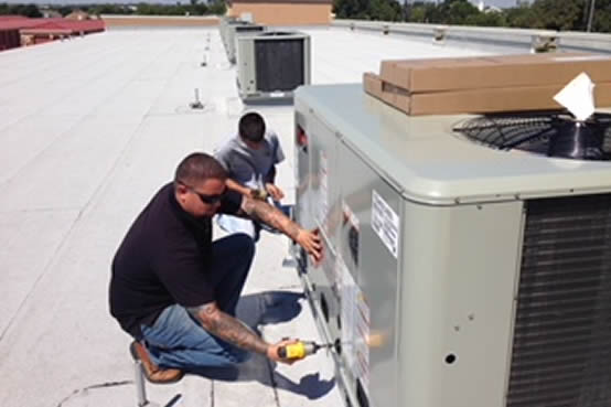 AC Repair and Service Team Stafford
