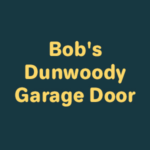 Bob's Dunwoody Garage Door