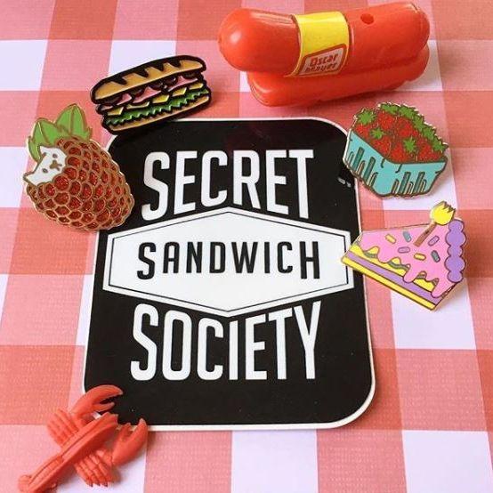 Secret Sandwich Society