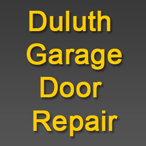 Duluth Garage Door Repair