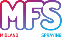 Midland Furniture Spraying