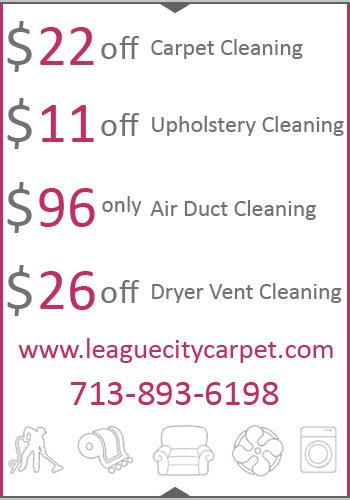 Carpet Cleaning Services of League City