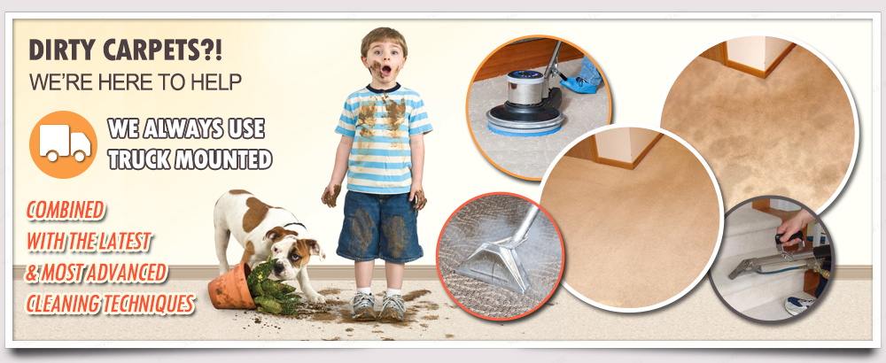 Carpet Cleaning Kingwood