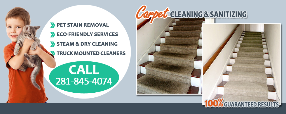Alvin Carpet Cleaning TX