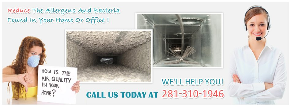Air Duct Cleaning Pasadena TX