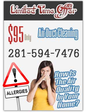 Air Duct Cleaning Atascocita TX