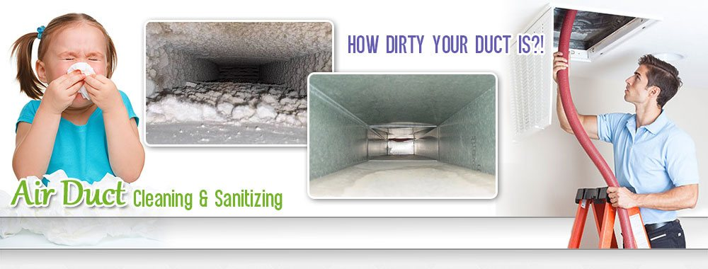 Air Duct Cleaning Humble