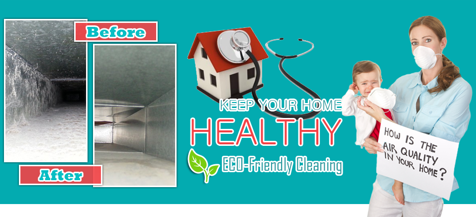 Air Duct Cleaning Cinco Ranch TX