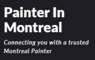 Montreal Painter Residential and Commercial