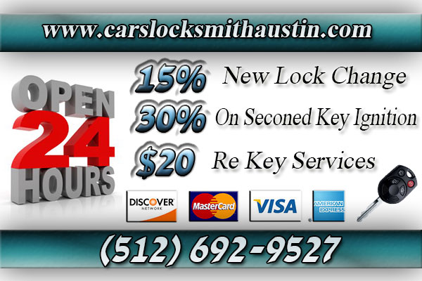 Cars Locksmith Austin