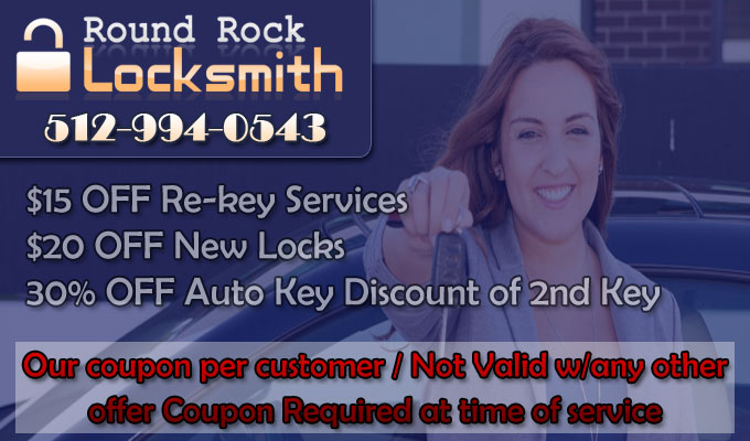 Round Rock Locksmith TX