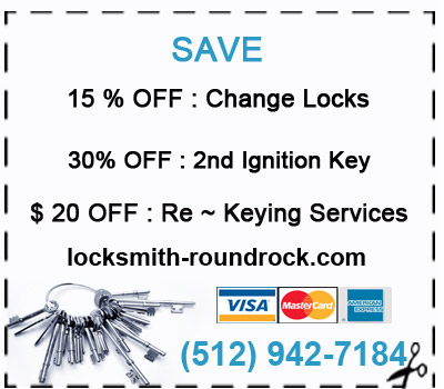 Locksmith Round Rock