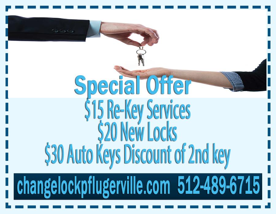 Change Lock Pflugerville
