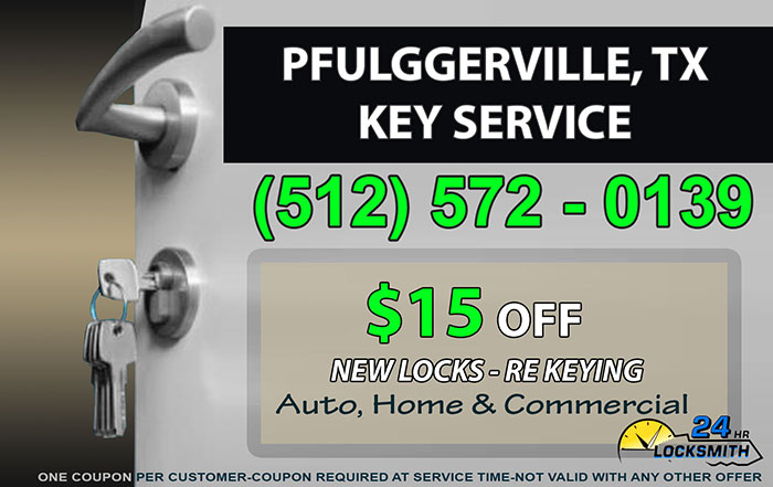 Pflugerville Key Service