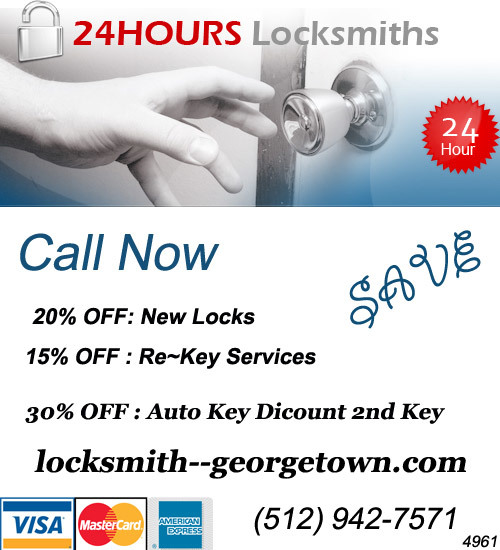 Locksmith Georgetown