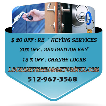 Locksmith Georgetown TX