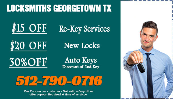 Locksmiths Georgetown TX