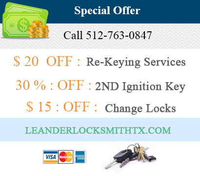Leander Locksmith TX