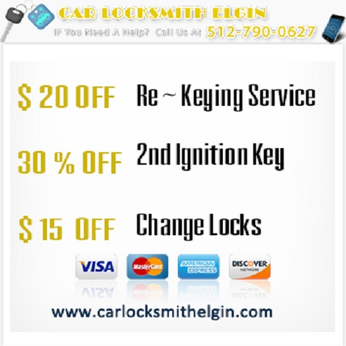 Car Locksmith Elgin