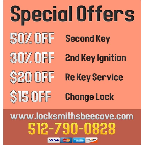 Locksmiths Bee Cave