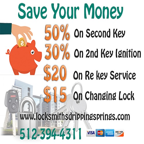 Locksmiths Dripping Springs