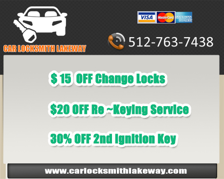 Car Locksmith Lakeway