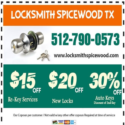 Locksmith Spicewood