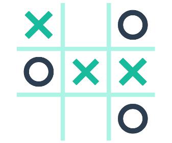 Tic Tac Toe - Paper Games