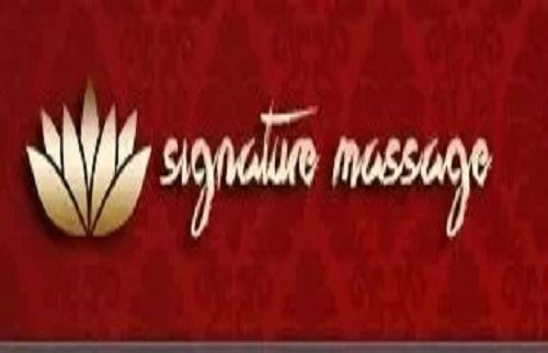 Signature Massage Singapore