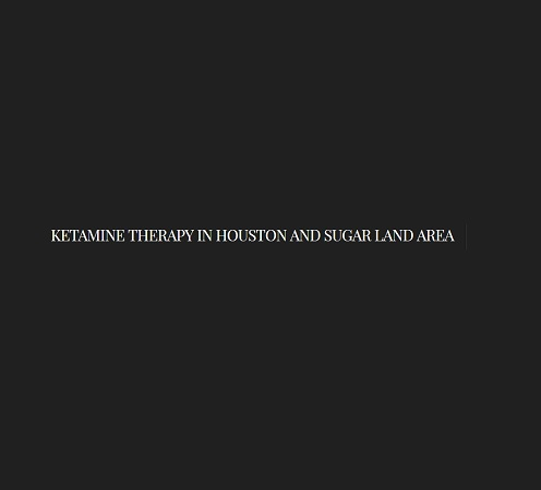 Ketamine Therapy Houston and Sugarland